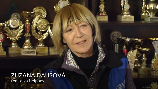 Zuzana Daušová, ředitelka Helppes