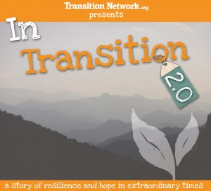 In transition