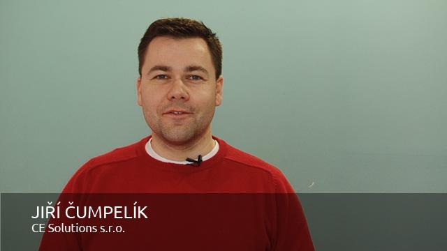 Jiří Čumpelík, Ecodrive